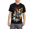 Disney Kingdom Hearts Hearts Group Men's T-Shirt