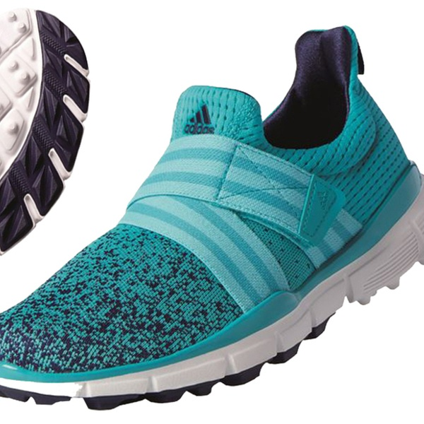adidas Womens climacool Knit Spikeless Golf Shoes