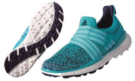 Adidas Women's ClimaCool Knit Spikeless Golf Shoes 47c5db11-a9c6-40b1-8ad5-fae6bd457cfe