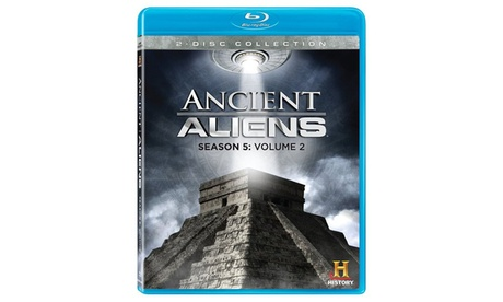 Ancient Aliens Season 5 Volume 2 (Blu-ray) c0a53f6a-6b3b-4525-b525-a57fd9cafc6b