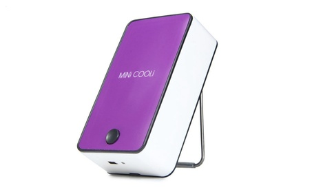 Mini Cooli Portable USB Rechargeable Hand Held Air Conditioner Fan e66c0647-3b7b-408b-a1c2-8216e2c60520