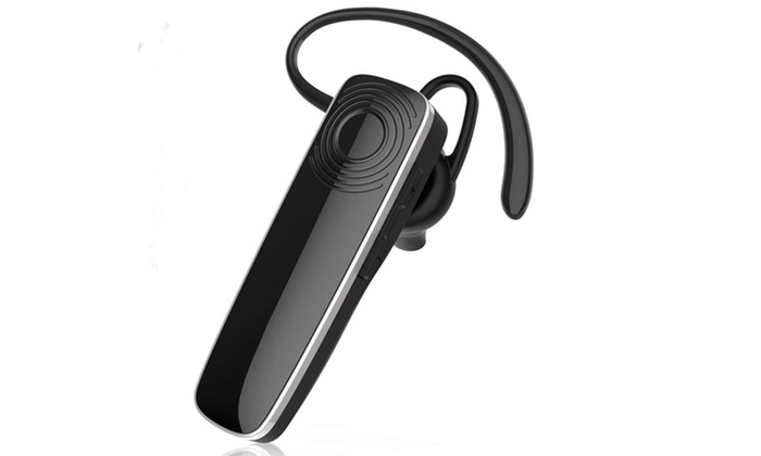 Bluetooth Earpiece For Cell Phone Link Dream Hands Free Bluetooth Headset Groupon