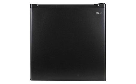 Haier 1.7-cu. ft. Compact Refrigerator, Black photo