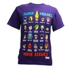 DC Comics Super Heroes Have Issues Too Men's T-Shirt