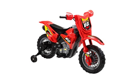 Mini Motos Kids Children Dirt Bike 6 Volt - Red a04fbce5-0b4f-4776-a31e-874c04e17e35