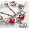 "PAN 925 Sterling Silver ""Tree of Love Bracelet"" Gift Set"