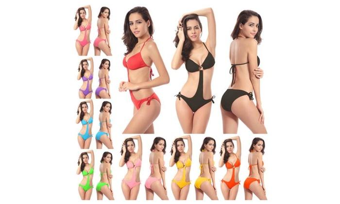 Women's Bikini Swimsuit