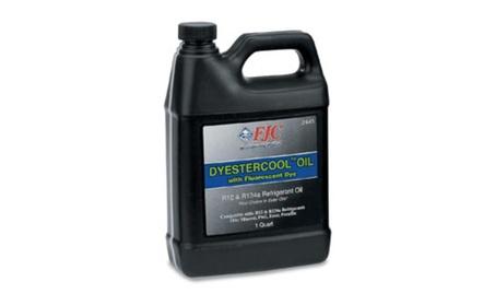 FJC 2445 Dyestercool AC Refrigerant Oil, Dye - 1-Quart 81ad0f41-c8d1-4920-8317-d4d12892b5ed