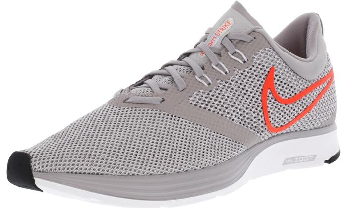 74cbd94a0e66 Nike Men s Zoom Strike Ankle-High Mesh Running Shoe