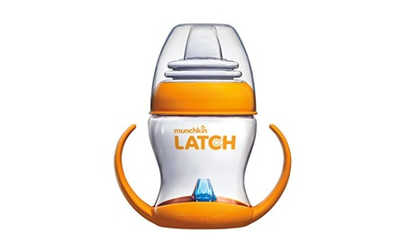 Munchkin LATCH Transition Cup, 4 Ounce 2dd0a1df-9fef-4db3-bdc2-922cf16d6b4e