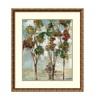 """Framed Art Print 'Serene Forest II' by Silvia Vassileva: Outer Size 26 x 30"""""""