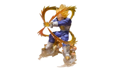 Bandai Tamashii Nations FiguartsZero Super Saiyan Vegeta Action Figure b7d8dce2-1c6c-47f6-b194-9b8af02da636