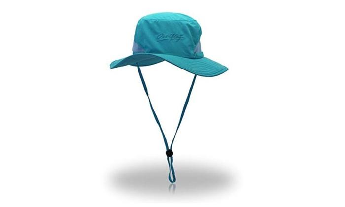 Folding Sun Hat Anti-UV Hat Topee Ultralight Breathable Cap