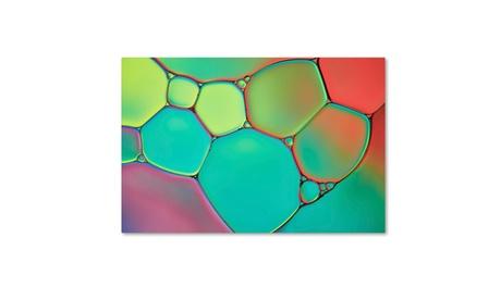 Cora Niele 'Stained Glass III' Canvas Art 6e7ce5a1-25a2-4ac9-b759-1594959271d2