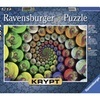 Ravensburger KRYPT Puzzles - Krypt - Colorful Spiral 15982