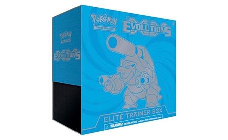 Pokemon XY Evolutions Mega Blastoise Elite Trainer Box 0958bc8d-174f-4e3e-a6f2-7ead07020be2
