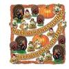 Flame-Resistant Thanksgiving Trimorama