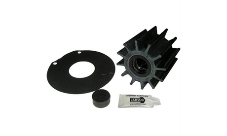 17370-0001-P Jabsco Impeller Kit - 12 Blade - Neoprene - 3-