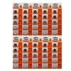 50 x CR1620 3 Volt Lithium Coin Cell Batteries