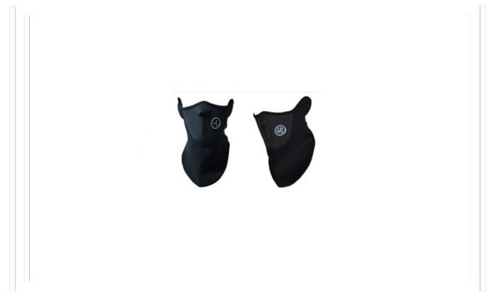 Avizone Fleece Ski Face Mask