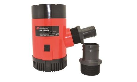Johnson Pump 40084 4000 GPH 24V Bilge Pump photo