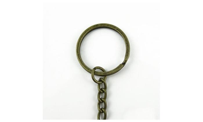 Archangel Michael Sigil, Engraved Key chain