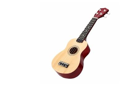 Professional 21 inch Wooden Soprano Ukulele Hawaiian Wood Guitar 5a6fa407-fe3d-4fef-b575-a6e8f46a61a2