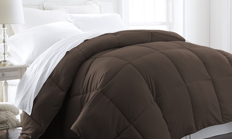 Soft Essentials Super Plush Alternative Down Fiber Comforter