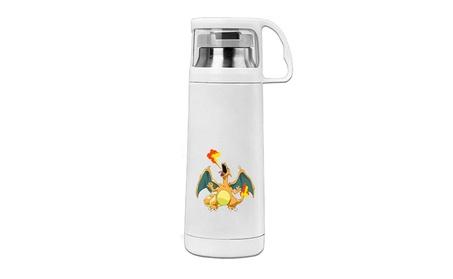 Pokemon Charizard Thermos Vacuum Insulated Cups 5d2343dc-390d-42fa-b468-0d875f8b16f2