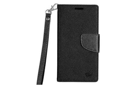 Fashion Leather Wallet Card Holder Flip Case Cover For Samsung...