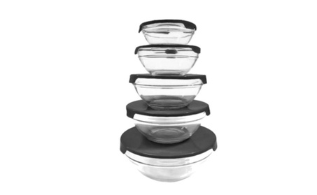Durable Glass Containers Bowl for Desserts, Salads, Leftover, Organizer 8872cbfb-856f-462d-8e2f-1d0f42e92bf9