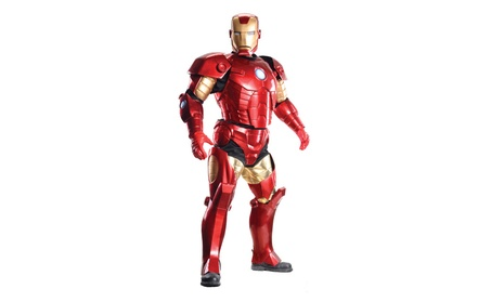 Iron Man Supreme Deluxe Costume Marvel Disney One Size Fits Most bb96d32d-8de6-4190-9df2-fe277bfcda66