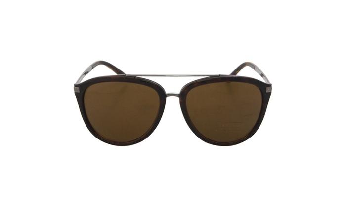 VE 4299 108/73 - Havana by Versace for Unisex 58-17-140 mm Sunglasses