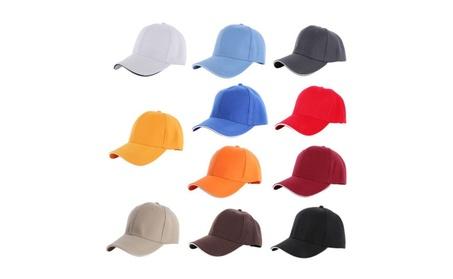 Plain Summer Caps for Women Men Snapback Caps e14ee589-8db0-46e6-829b-485e98ec644f