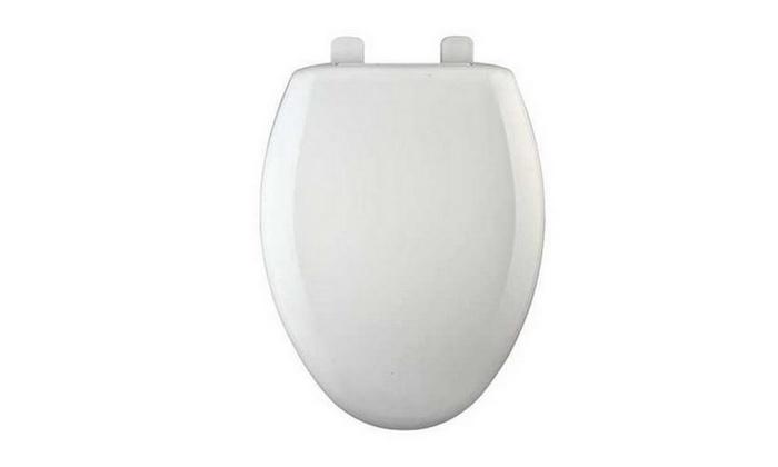 BEMIS Toilet Seat,Closed Front,18-5/8 In. ...