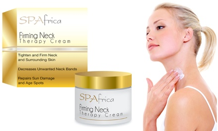 SPAfrica Firming Neck Cream (1 Oz.)