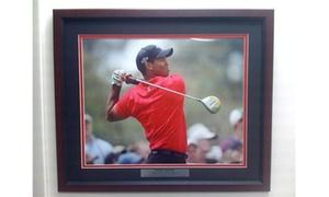 Tiger Woods 16x20 Framed Photographs