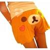 UGET Women's San-x Rilakkuma Lounge Pant Sleep Shorts Sleepwear