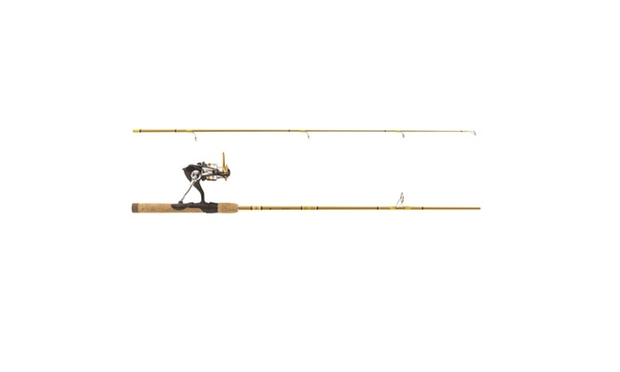 Eagle Claw Crafted Glass Spinning Combo 5'6 2 Piece Light