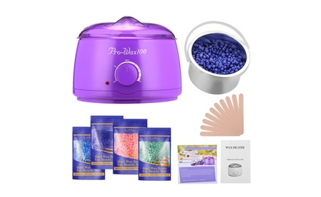 Stylish Electric Hair Removal Heater Hot Wax Warmer Set 32eed6cc-5429-4f5c-a522-2626df4e14be