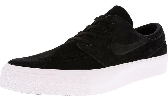 faf77b9c9704 Nike Men s Zoom Stefan Janoski Prem Ht Low Top Suede Skateboarding Shoe