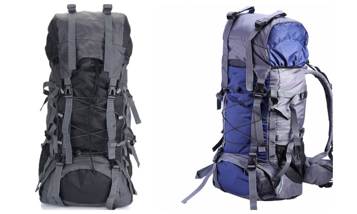 Waterproof Nylon Unisex Travel Sport Bag Rucksack Backpack ... 695c155657678