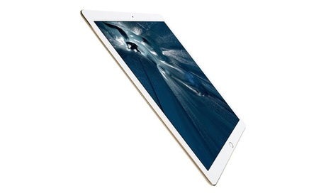 "Apple iPad Pro 12.9"" Tablet with WiFi Only or WiFi and 4G (Refurbished A-Grade) 8c6a1143-9216-4b49-8b64-a68e79d3127d"