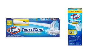 Clorox Toilet Wand Starter Kit or 10 Count Refill Pack