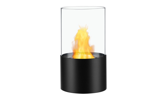 Circum - Tabletop Portable Ventless Ethanol Fireplace By Ignis