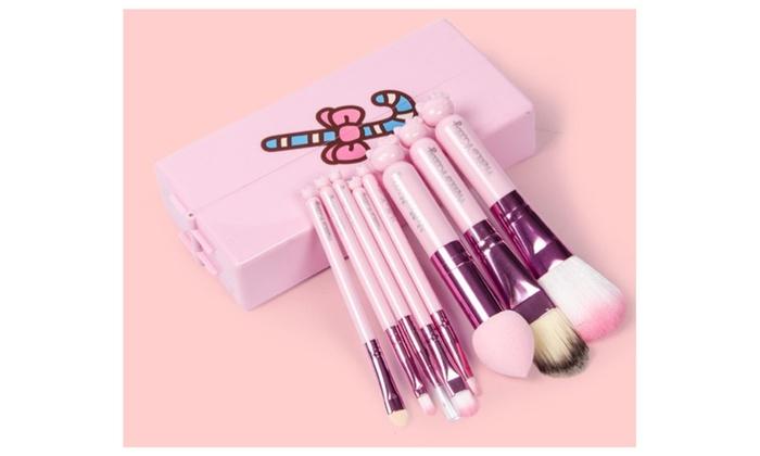 086d6e294bc Hello Kitty 8 pieces Brush Set (Vanity Set)