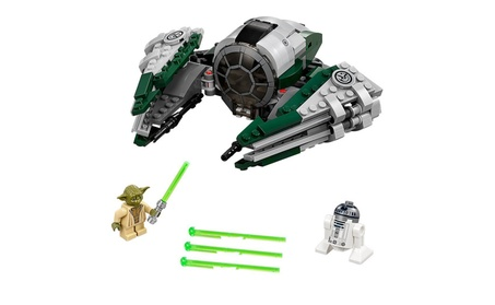 LEGO Star Wars Yoda's Jedi Starfighter 75168 Star Wars Toy f59bcb91-f754-4c30-9abf-4b3531c9062c