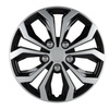 Pilot & Bully P25-WH55314SBS Spyder 14 in. Performance Wheel Cover