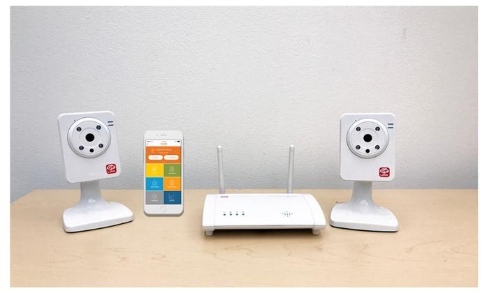 Oplink Connected DIY Security Video System