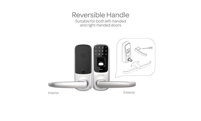 Up To 23% Off on Ultraloq Smart Door Lock Fing      Groupon